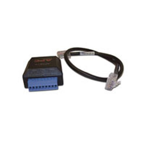 APC AP9810 networking cable 0.045 m Black product photo  L