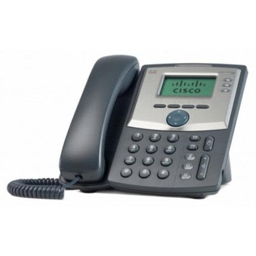 Cisco SPA 303 IP phone Grey 3 lines product photo