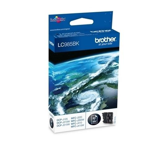 Brother LC-985BKBP ink cartridge Original Black 1 pc(s) product photo  L