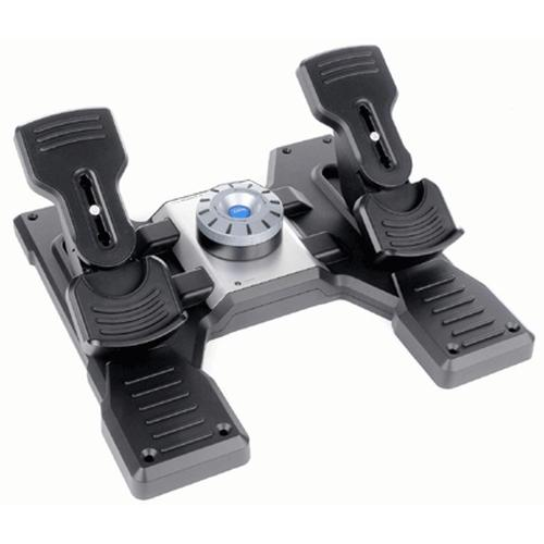 Logitech Pro Flight Rudder Pedals Flight Sim product photo