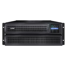 APC Smart-UPS uninterruptible power supply (UPS) Line-Interactive 3000 VA 2700 W 10 AC outlet(s) product photo