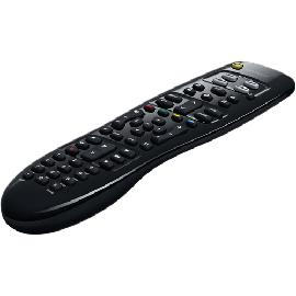 Logitech 915-000235 remote control IR Wireless Audio,CABLE,DVD/Blu-ray,DVR,SAT,TV,TV set-top box Press buttons product photo