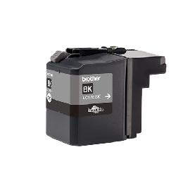 Brother LC-12EBK ink cartridge Original Black 1 pc(s) product photo