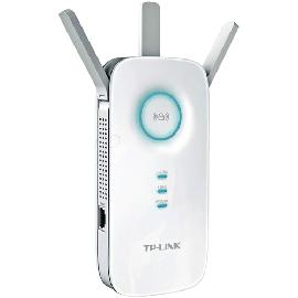 TP-LINK AC1750 Network repeater White product photo