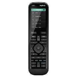 Logitech Harmony 950 remote control IR Wireless Audio,DVD/Blu-ray,DVR,Home cinema system,PC,SAT,Smartphone,Tablet Touch screen product photo