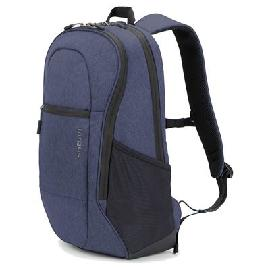 "Targus Urban Commuter 15.6"" notebook case 39.6 cm (15.6"") Backpack case Blue product photo"