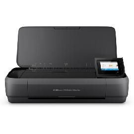 HP OfficeJet 250 Thermal inkjet 4800 x 1200 DPI 10 ppm A4 Wi-Fi product photo