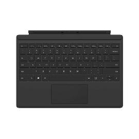 Microsoft Surface Pro Type Cover Black Qwerty US  product photo