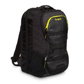 Targus TSB944EU backpack Polyurethane Black, Yellow product photo
