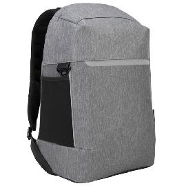 "Targus CityLite notebook case 39.6 cm (15.6"") Backpack Black, Grey product photo"