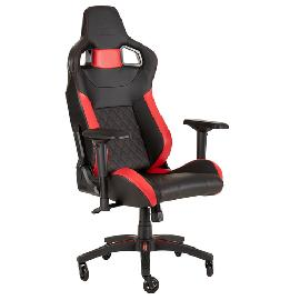 Corsair T1 Race PC gaming chair Black,Red product photo