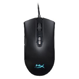 HyperX Pulsefire Core mouse USB Type-A Optical 6200 DPI Ambidextrous product photo