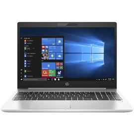 "HP ProBook 450 G6 Silver Notebook 39.6 cm (15.6"") 1920 x 1080 pixels 8th gen Intel® Core™ i5 8 GB DDR4-SDRAM 256 GB SSD 3G 4G Windows 10 Pro product photo"