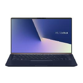 "ASUS RX333FN-A3138T Blue Notebook 33.8 cm (13.3"") 1920 x 1080 pixels 8th gen Intel® Core™ i7 i7-8565U 8 GB LPDDR3-SDRAM 256 GB SSD product photo"