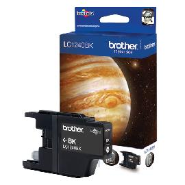 Brother LC-1240BK ink cartridge Original Black 1 pc(s) product photo
