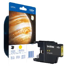 Brother LC-1240Y ink cartridge Original Yellow 1 pc(s) product photo