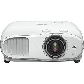 Epson EH-TW7000 data projector 3000 ANSI lumens 3LCD 4K (4096 x 2400) 3D Portable projector White product photo