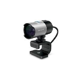 Microsoft LifeCam Studio for Business webcam 1920 x 1080 pixels USB 2.0 Black,Silver product photo