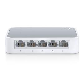 TP-LINK TL-SF1005D network switch Unmanaged Fast Ethernet (10/100) product photo