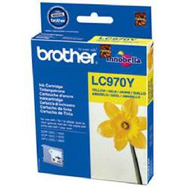 Brother LC-970YBP ink cartridge Original Yellow 1 pc(s) product photo