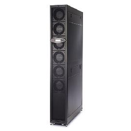 APC InRow RD, 300mm, Air Cooled, 220-240V, 50Hz Freestanding rack Black product photo