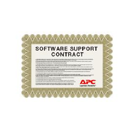 APC 1 Year 25 Node InfraStruXure Central Software Support Contract product photo