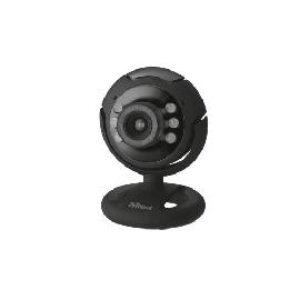 Trust SpotLight Pro webcam 1.3 MP 1280 x 1024 pixels USB 2.0 Black product photo