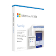 Microsoft 365 Family 1 year Dutch product photo