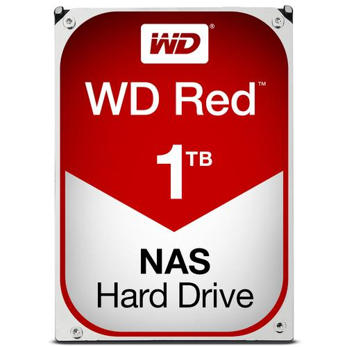 "Western Digital Red 3.5"" 1000 GB SATA III productfoto"