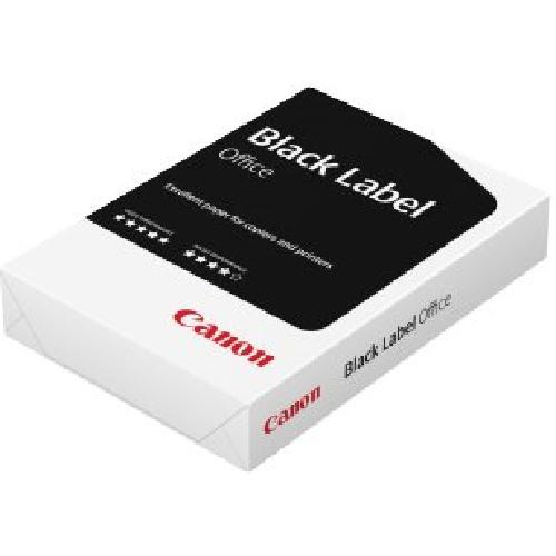 Canon Black Label Office papier voor inkjetprinter A4 (210x297 mm) 100 vel Wit productfoto