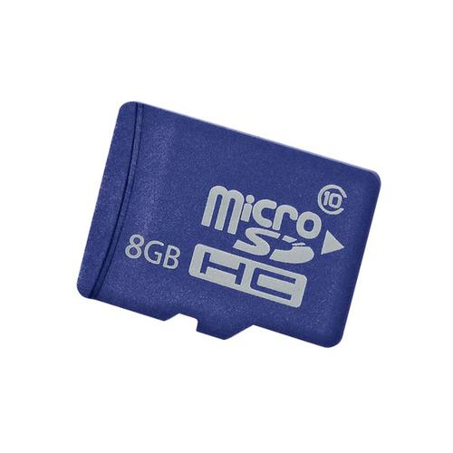 Hewlett Packard Enterprise 8GB microSD flashgeheugen Klasse 10 productfoto