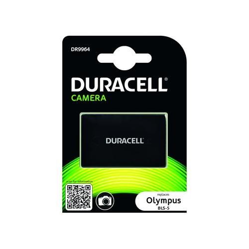 Duracell DR9964 batterij voor camera's/camcorders Lithium-Ion (Li-Ion) 1100 mAh productfoto
