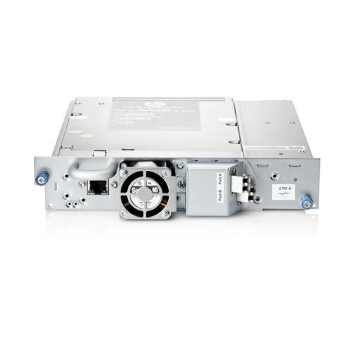 Hewlett Packard Enterprise StoreEver MSL LTO-6 Ultrium 6250 SAS tape drive Intern 2500 GB productfoto