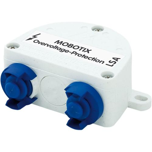 Mobotix MX-Overvoltage-Protection-Box Overspanningsbeveiliging Wit productfoto