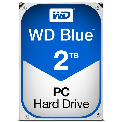 "Western Digital Blue 3.5"" 2000 GB SATA III productfoto"