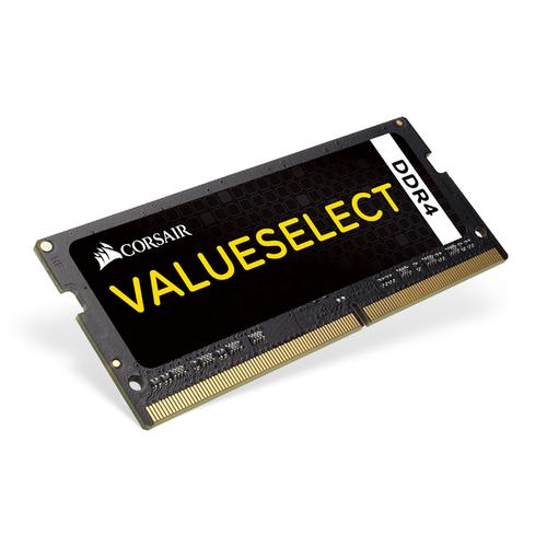 Corsair ValueSelect geheugenmodule 8 GB DDR4 2133 MHz productfoto
