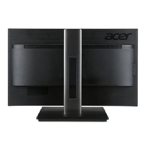 "Acer B6 B276HLCbmdprx computer monitor 68,6 cm (27"") Full HD LED Zwart productfoto  L"