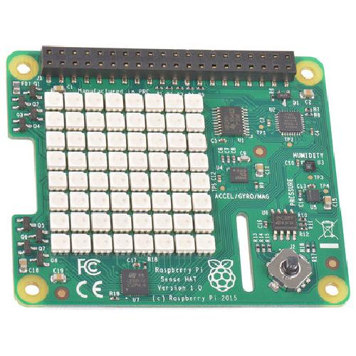 Raspberry Pi 8949310 development board accessoire Boardsensor productfoto