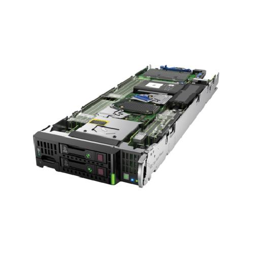 Hewlett Packard Enterprise ProLiant BL460c Gen9 server 2,2 GHz Intel® Xeon® E5 v4 E5-2650V4 Lemmet productfoto