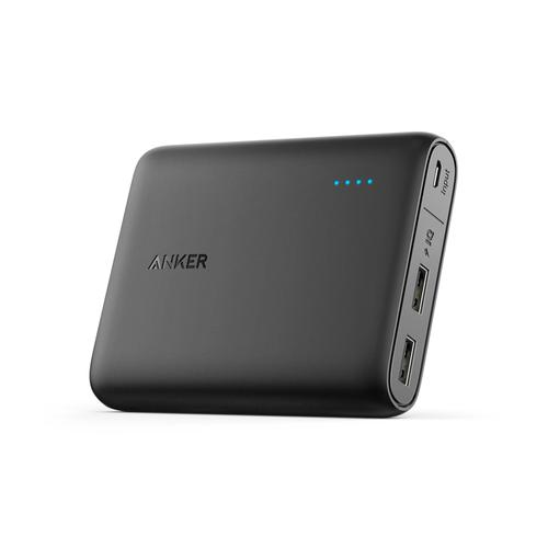 Anker PowerCore 13000 powerbank 13000 mAh Zwart productfoto