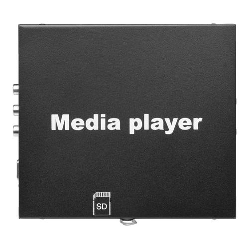 ProDVX F-250 HD Media Player Mediatek F10 HDMI, VGA, Composite productfoto