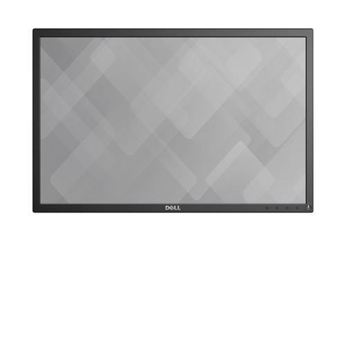 "DELL P2217 LED display 55,9 cm (22"") 1680 x 1050 Pixels WSXGA+ Flat Mat Zwart productfoto"