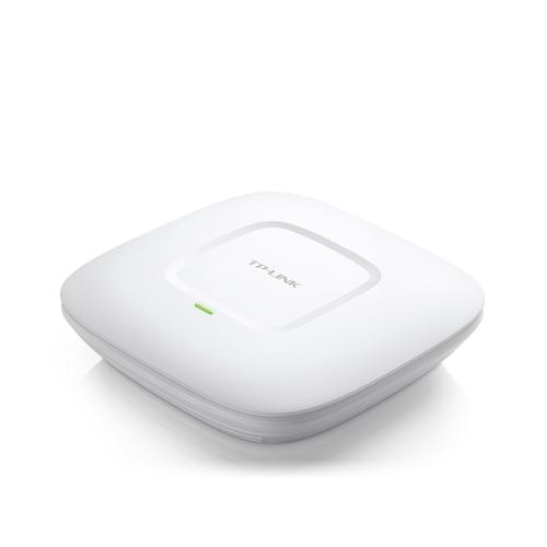 TP-Link EAP225 WLAN toegangspunt 1200 Mbit/s Dual-band (2.4 GHz / 5 GHz) Power over Ethernet (PoE) productfoto