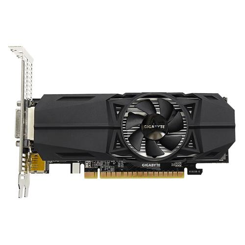 Gigabyte GeForce GTX 1050 Ti OC Low Profile 4G 4 GB GDDR5 productfoto