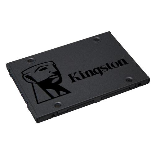 "Kingston Technology A400 2.5"" 480 GB SATA III TLC productfoto  L"