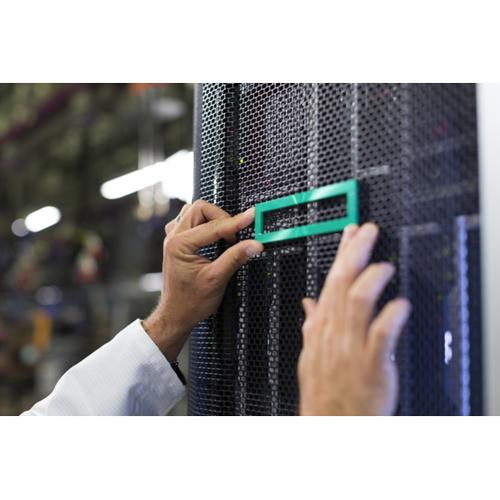 Hewlett Packard Enterprise DL38X Gen10 Premium 6 SFF SAS/SATA + 2 NVMe or 8 SFF SAS/SATA Bay Kit Rack HDD-behuizing productfoto
