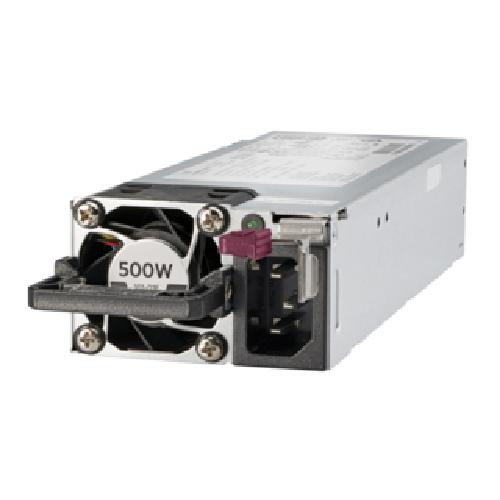 Hewlett Packard Enterprise 865408-B21 power supply unit 500 W Grijs productfoto