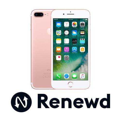 Renewd iPhone 7 Plus Roségoud 32GB productfoto