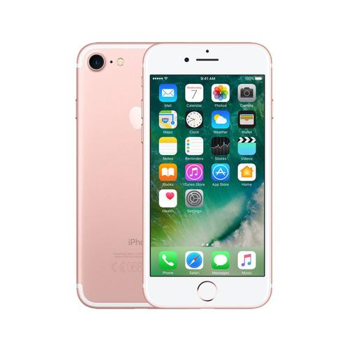 Renewd iPhone 7 Roségoud 128GB productfoto