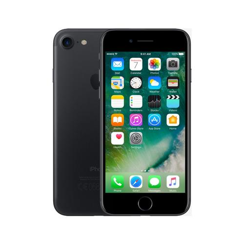 Renewd iPhone 7 Zwart 32GB productfoto